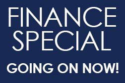 No Interest Finance Special Going On Now! See store for details.