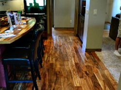Project done by Floorcrafters - Onalaska, Wisconsin