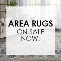 Save on Area Rugs this month only!