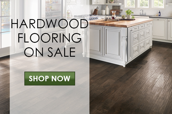 Hardwood On Sale Now at Floorcrafters in Onalaska, Wisconsin